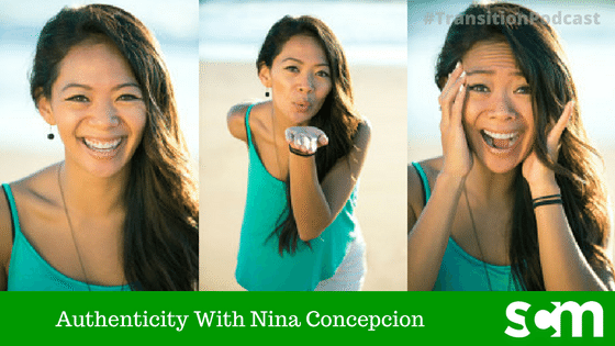 TRANSITIONS 003: Transform your Life with Nina Concepcion
