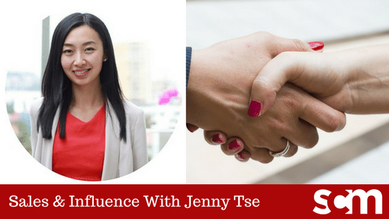 TRANSITIONS 004: Sales & Influence with Jenny Tse
