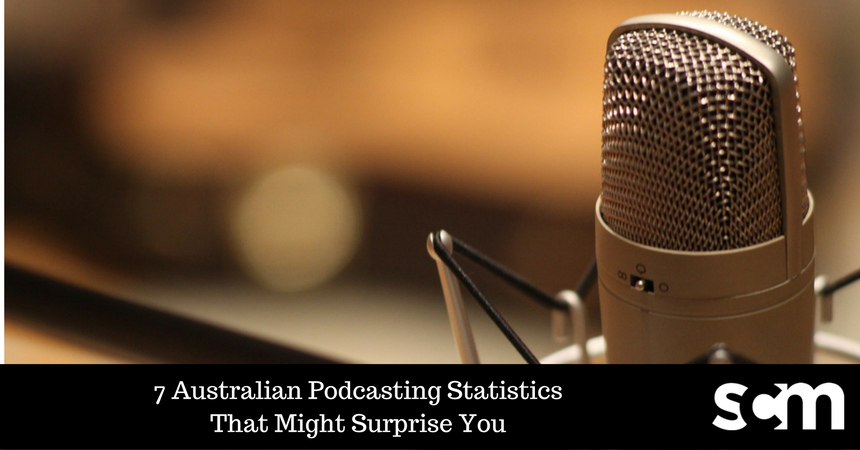 7 Australian Podcasting Statistics That Might Surprise You