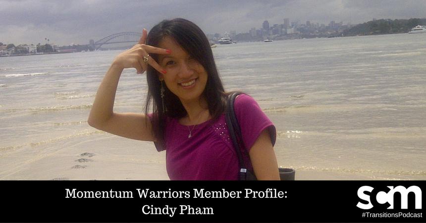 Day 4/37: Warrior Profile – Cindy Pham