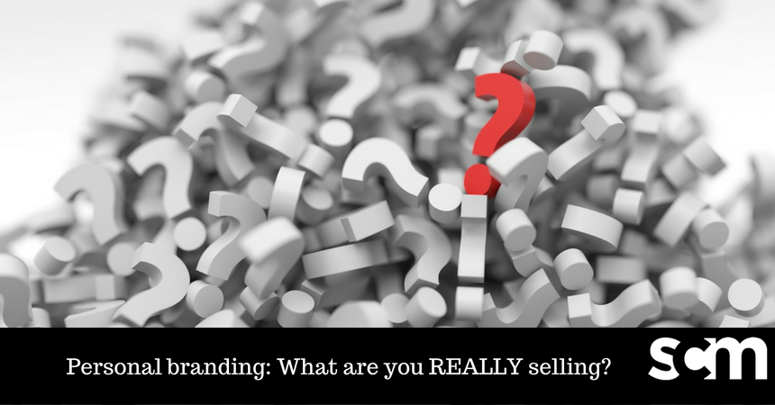 Personal branding: What are you REALLY selling? #successSunday