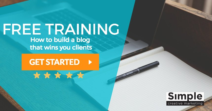 Video: Business Blogging – How to build a blog that wins you clients