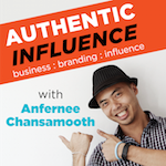 authentic influence podcast itunes cover