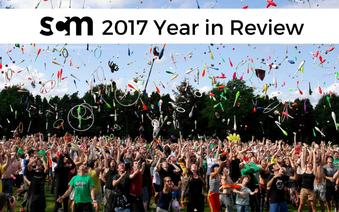 Simple Creative Marketing: 2017 Year in Review