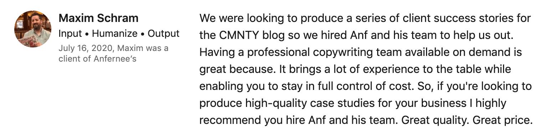cmnty testimonial compressed