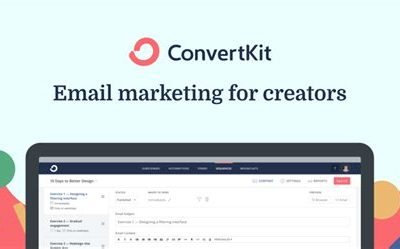 Mailchimp vs Convertkit – Which email marketing software is better?