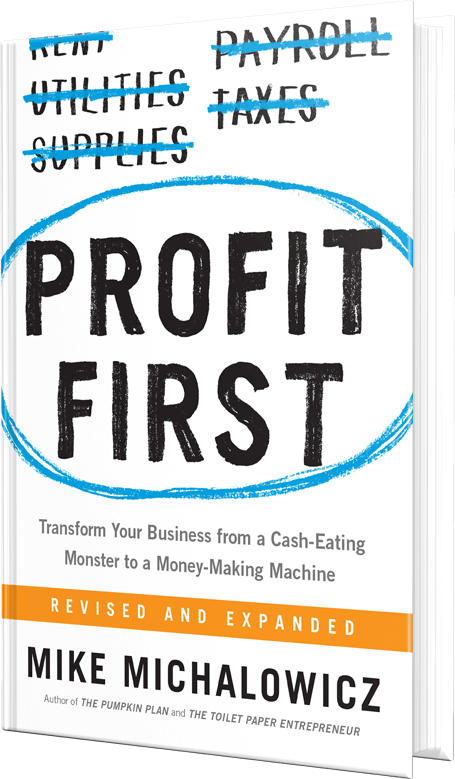 Profit First book cover