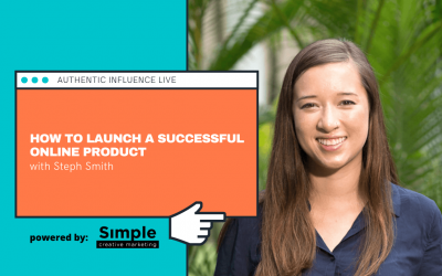 How to Launch a Successful Online Product With Steph Smith